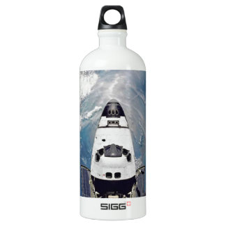 Shuttle Over Earth SIGG Traveller 1.0L Water Bottle