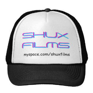 Shux Trucker Hat
