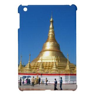 Shwe Dagon Burmese Pagoda iPad Mini Cases