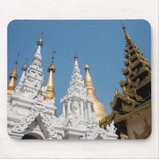 Shwedagon Pagoda Exterior Mouse Pad