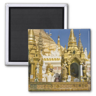 Shwedagon Pagoda (Paya), large temple site that Magnet