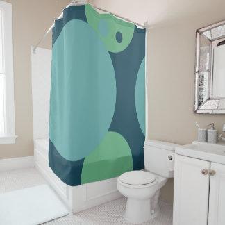 """""""Shy Away"""" Shower curtain"""