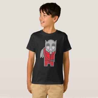 Shy Devil Illustration T-Shirt