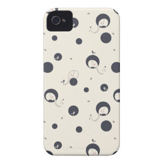 Shy Elephant Pattern Case-Mate iPhone 4 Cases
