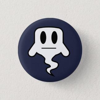 Shy Ghost 3 Cm Round Badge