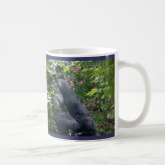 Shy Gorilla Mug
