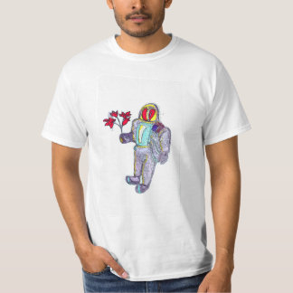 shy guy with big heart T-Shirt