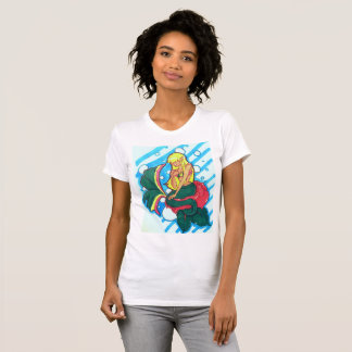 Shy mermaid T-Shirt
