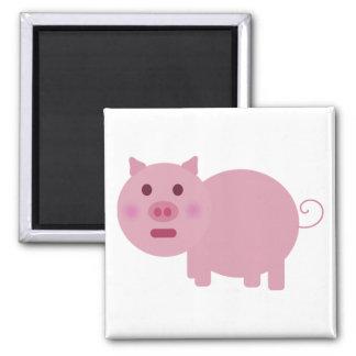 Shy Pig Magnet