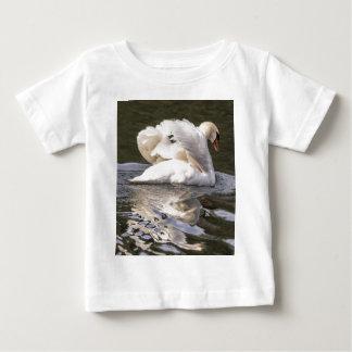 Shy Swan Baby T-Shirt