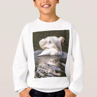 Shy Swan Sweatshirt
