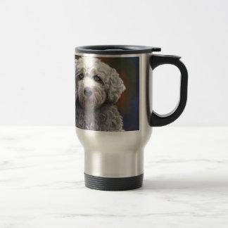 Shyanne Bichon Frise/ King Charles Cavalier Travel Mug