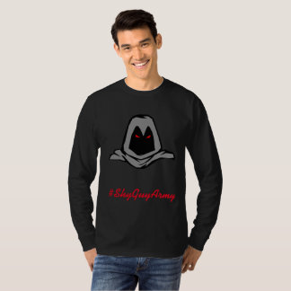 ShyGuyArmy Logo Long Sleeve Shirt (Variety Colors)