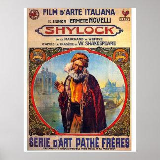 Shylock - Poster