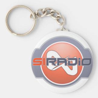 SI Logo Keychain