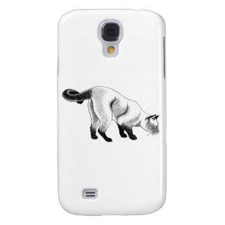 Siamese Cat Samsung Galaxy S4 Cover