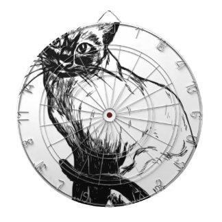 Siamese Cat Dartboard
