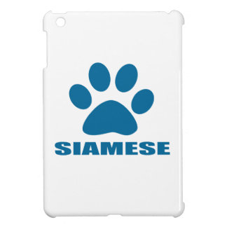 SIAMESE CAT DESIGNS COVER FOR THE iPad MINI