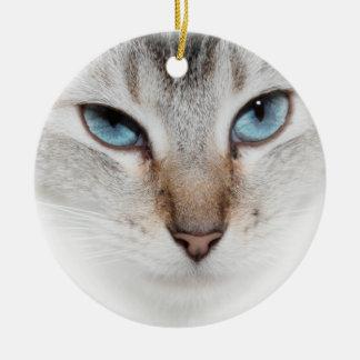 SIAMESE CAT ORNAMENT