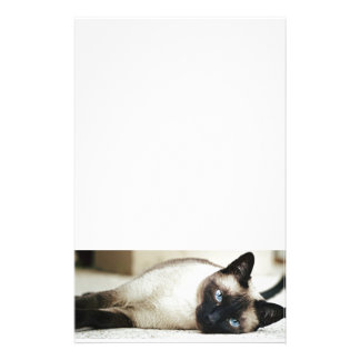 Siamese Cat Pet Stationery