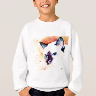 SIAMESE CAT Youth Sweatshirt