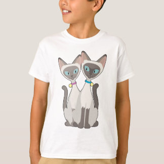 Siamese Cats T-Shirt