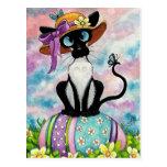 Siamese Easter Bonnet