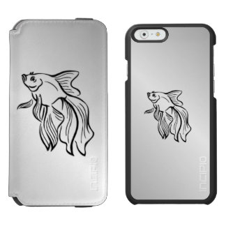 Siamese Fighting Fish Incipio Watson™ iPhone 6 Wallet Case