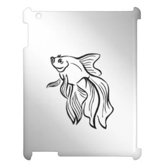 Siamese Fighting Fish iPad Cases