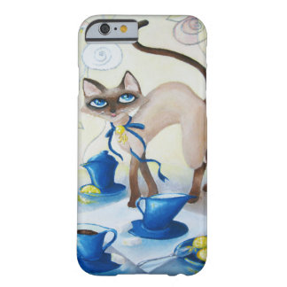 Siamese - fine art barely there iPhone 6 case