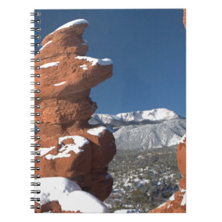 Siamese Twins and Pikes Peak Notebooks