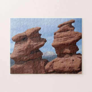Siamese Twins- Garden of the Gods Jigsaw Puzzles