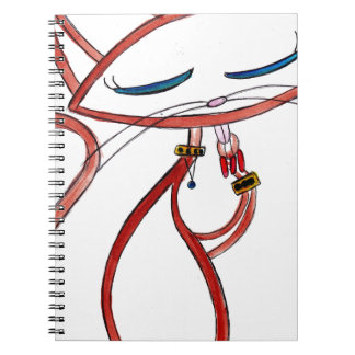 Siamese with an Attitude Notebooks