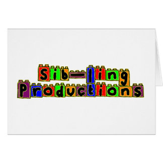 Sib-Ling Logo Greeting Cards