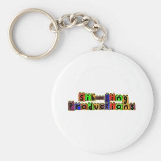 Sib-Ling Logo Keychains