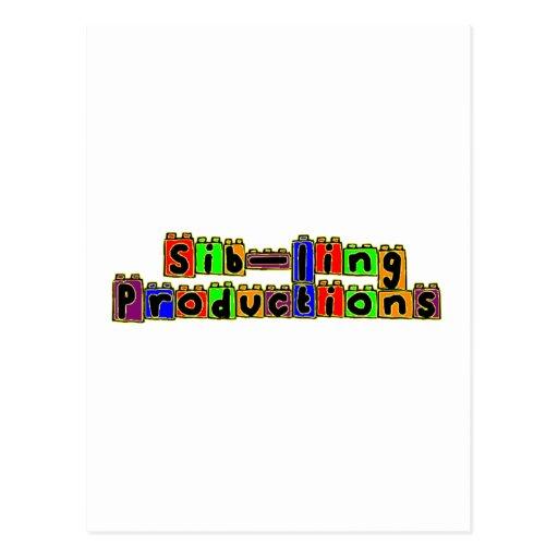 Sib-Ling Logo Post Cards