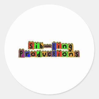 Sib-Ling Logo Sticker