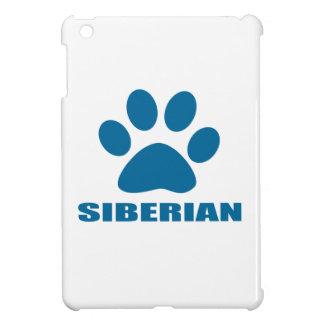 SIBERIAN CAT DESIGNS CASE FOR THE iPad MINI