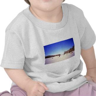 Siberian Huskies T-shirts