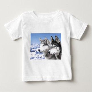 Siberian Huskies Tshirts