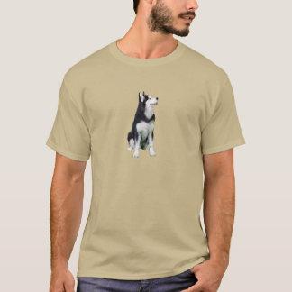 Siberian Husky (A) T-Shirt