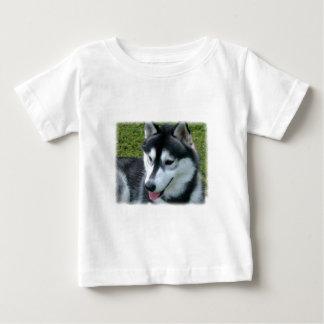 Siberian Husky Baby T-Shirt