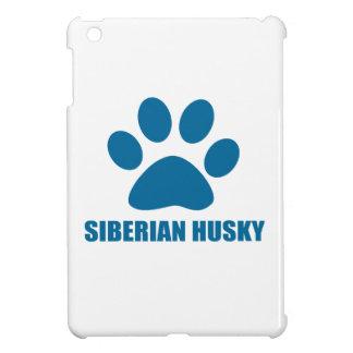 SIBERIAN HUSKY DOG DESIGNS iPad MINI COVER