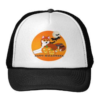 Siberian Husky Dog Halloween Cap