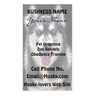 Siberian Husky Dog-lover s Pet Gift Range Business Cards