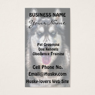 Siberian Husky Dog-lover's Pet Gift Range