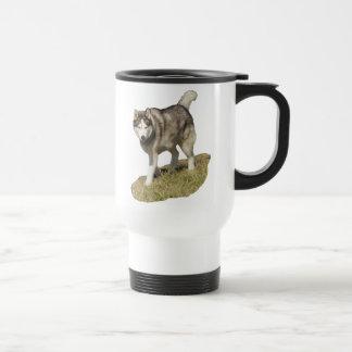 Siberian Husky Dog Coffee Mug
