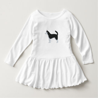 Siberian Husky Dress