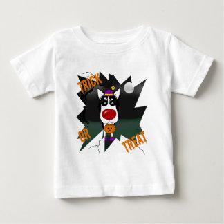 Siberian Husky Halloween Baby T-Shirt