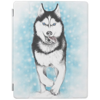 Siberian Husky iPad Cover